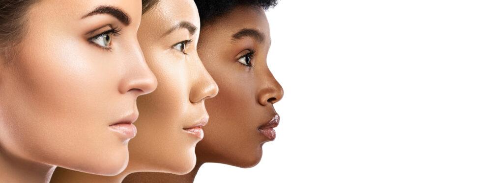 Multi-ethnic beauty